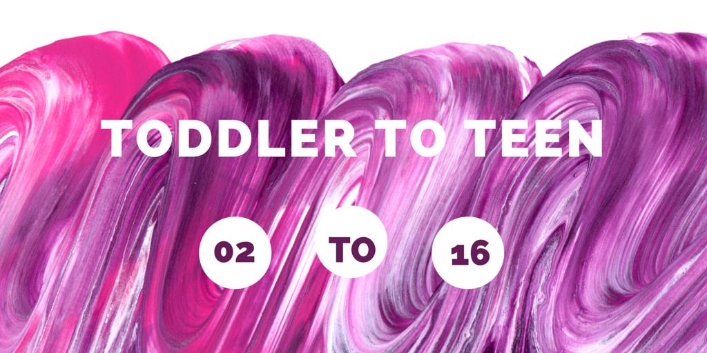 Toddler To Teen Image